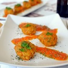 Extremely tender Spanish meatballs in homemade tomato and saffron sauce recipe - Spanish Food and Cuisine