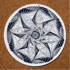 Risultati immagini per zentangle mandalas