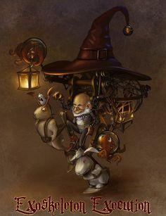 Skeleton Execution by PiJik