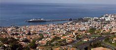 Reportage: Portugals Inselwelten - Madeira und die Azoren - Freitag, 22. Februar 2013, 20:15 Uhr - via hr-online.de | Foto: Blick auf Funchal, die Hauptstadt der Insel Madeira. (Bild: hr/Michael Moxter)