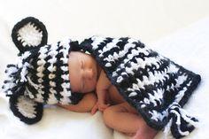 Zebra Baby!