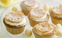 Italiaanse verfijning: cupcakes met amaretto en mascarpone