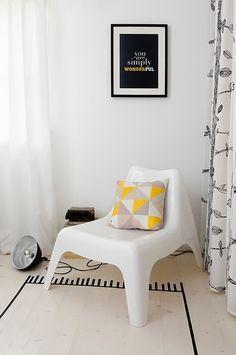 mommo design: 9 DIY IDEAS FOR KIDS ROOM - tape rug
