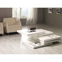 Bella - Multi-Function Coffee Table - Coffee, Side & End Tables - Living Room