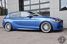 #BMW #F20 #M135i #Hatchback #EstorilBlue #MPackage #HAMANN #DSAutomobile #Tuning #Badass #Provocative #Sexy #Hot #Live #Life #Love #Follow #Your #Heart #BMWLife