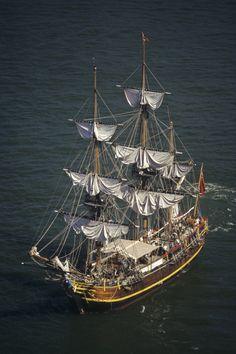 KJ's Favorite Things | (via Tall Ship : Sydney Harbour, Australia :...