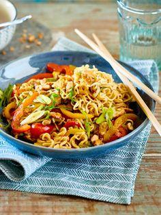 Dieses Wok-Gericht ist in Windeseile serviert!