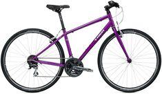 Trek 7.2 FX WSD - Women's - Cahaba Cycles Birmingham AL - Pelham, Trussville, Homewood, and Cahaba Heights