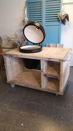 Black bastard inclusief meubel