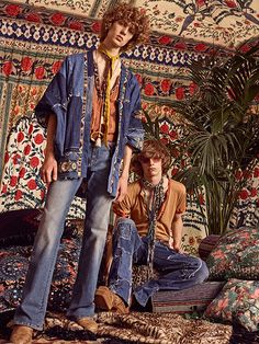 Hippie Menswear-(roberto cavalli)2017 Gallery6