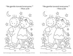matthew 22 39 coloring pages - photo#22