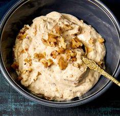 Dattel-Walnuss-Dip Rezept: Dattel-Walnuss-Dip The post Dattel-Walnuss-Dip appeared first on Essen Rezepte. Detox Recipes, Dip Recipes, Quick Recipes, Quick Meals, Good Food, Yummy Food, Finger Foods, Tapas, Gourmet