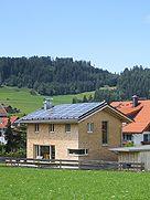 Allgäu -Ferienhaus QB Ofterschwang Oberallgäu