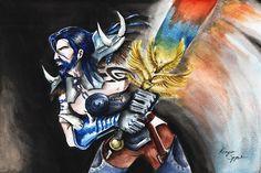 Warrior z Guild Wars 2 - Level 77 - http://whitecandy.pl/warrior-z-guild-wars-2-level-77/