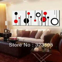 Cavas Painting, Easy Canvas Painting, Diy Canvas, Abstract Canvas, Diy Painting, Canvas Wall Art, Red Wall Art, Abstract Drawings, Acrylic Art