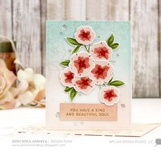 Stamp Away With Me: Petunia Builder with Joni