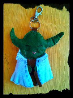 Yoda felt