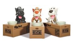 Doggy Bank Money Box - $19.99 | The Geeky Store