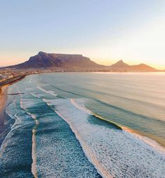 travel africa Safari Products is part of Safari Products The Africa Adventure Company - Endless surf in Cape Town, South Africa Surfing Destinations, Africa Destinations, South Africa Safari, Cape Town South Africa, South Afrika, Table Mountain, Mountain View, Destination Voyage, Africa Travel