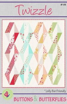 Twizzle Quilt - Free Craftsy PDF download