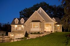 19 Beautiful Stone Houses Exterior Design Ideas