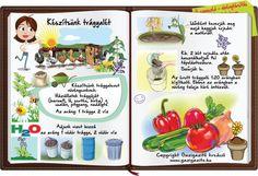Trágyalé és komposz tea - gazigazito.hu Organic Gardening, Gardening Tips, Nursery, Backyard, Green, Nature, Plants, Tea, Outdoor