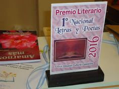 Concursos y Publicaciones Letras y Poetas: Se envían los Premios letras y poetas