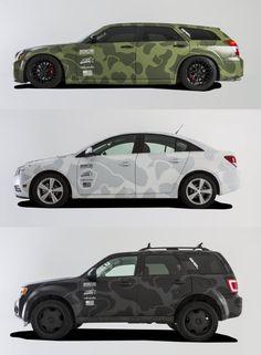 Distinct Life x AGI Custom Car Wraps