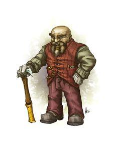 Dwarves by *butterfrog on deviantART