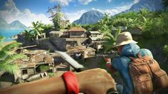 far cry 3 village - Google Search