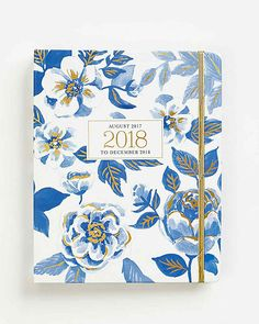 Daily Planners | Martha Stewart Living — When our days are filled with appointments, meetings, and invitations, we all need a bit of help in organizing our schedules.