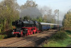 01 150 Untitled DB Class 01 at Unkel, Germany by Martin Morkowsky