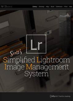 Here's how to organize and manage your Lightroom catalog—it's called Scott Kelby's Simplified Lightroom Image Management System or SLIM System for short! http://kelbyone.com/course/skelby-slim-system/