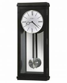 Small Antique German Hac Wall Clock 5 Inch Dial With Roman