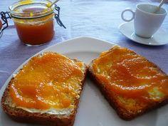 ENCONTRAR LA FELICIDAD EN LOS PEQUEÑOS DETALLES: Mermelada de zanahoria y limón