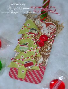 christmas crafts using  paper layered stickers | So my day 3 Christmas tag is all about Epiphany!