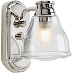 Progress Lighting | Academy Collection 1-light Polished Chrome Bath Light | Home  Depot Canada