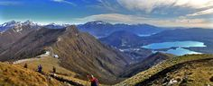 il pomeriggio del dì di festa | sul Monte Cornizzolo, 1241 m  Ludiche attività domenicali  __________________________________________________