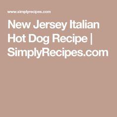 new jersey italian hot dog new jersey italian hot dog recipe ...