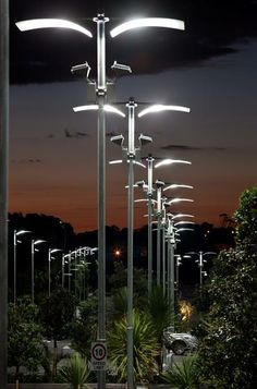 Eden Park in Auckland, New Zealand. Lighting products: iGuzzini illuminazione…