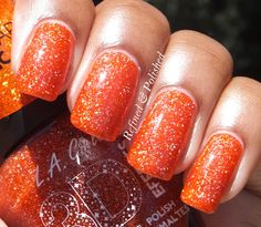 L.A. Girl Electric Coral