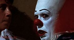 it pennywise tim curry smile hi happy hieee hello