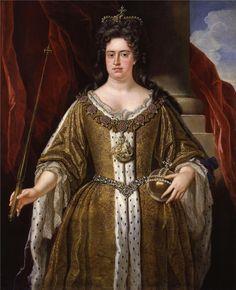 Queen Anne, John Closterman