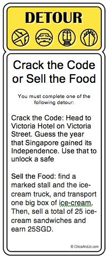 amazing race clues template  so fun and easy  they are