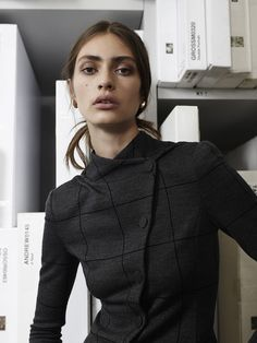 el poder de la confianza: marine deleeuw by hans neumann for el pais semanal october 2015   visual optimism; fashion editorials, shows, campaigns & more!