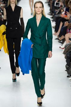 Christian Dior | Fall 2014 Ready-to-Wear Collection | Style.com  - Mode prêt à porter - Haute couture - Christian Dior