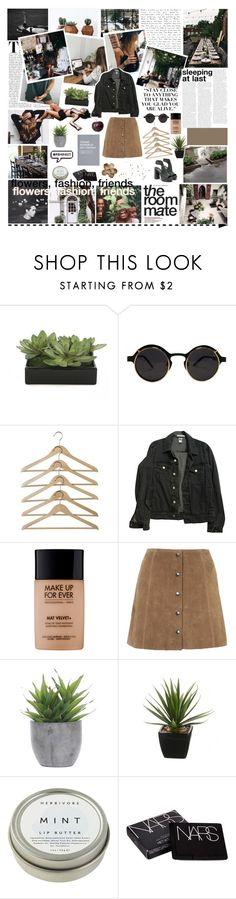 """once I was twenty years old, my story got told"" by greentea-and-brownies ❤ liked on Polyvore featuring INDIE HAIR, Lux-Art Silks, Christies, American Apparel, MAKE UP FOR EVER, Topshop, Alöe, CB2, NARS Cosmetics and Prada"