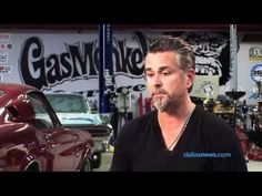 What it took for Richard Rawlings to put together Gas Monkey Garage - YouTube