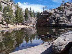 Gem Lake to Bridal Falls...Rocky Mountain National Park
