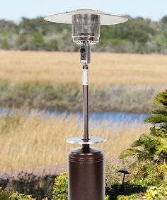 Another great find on #zulily! Bronze Patio Heater by Fire Sense #zulilyfinds